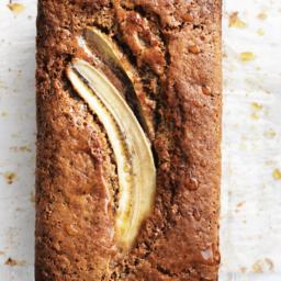 Sam's AMAZING (super-easy) banana bread