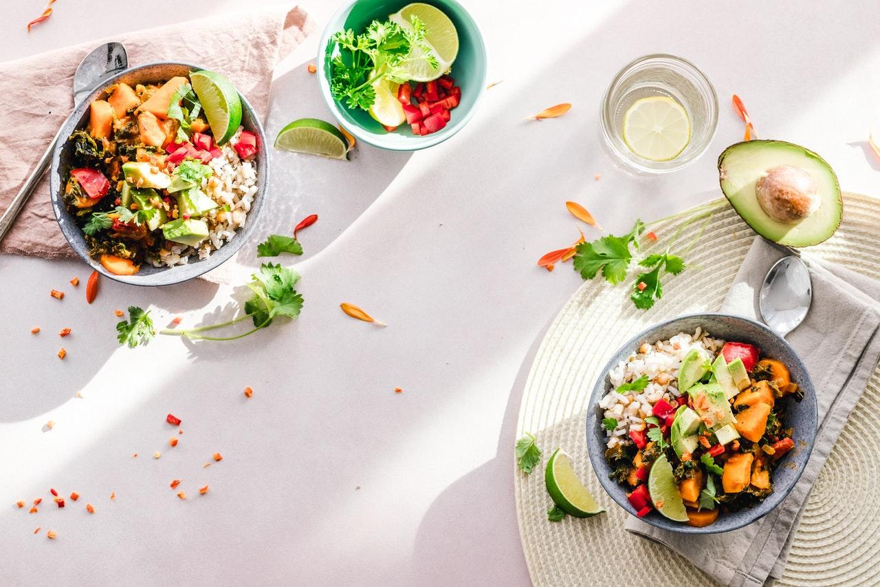 Appetizer Bowls Cuisine 1640770