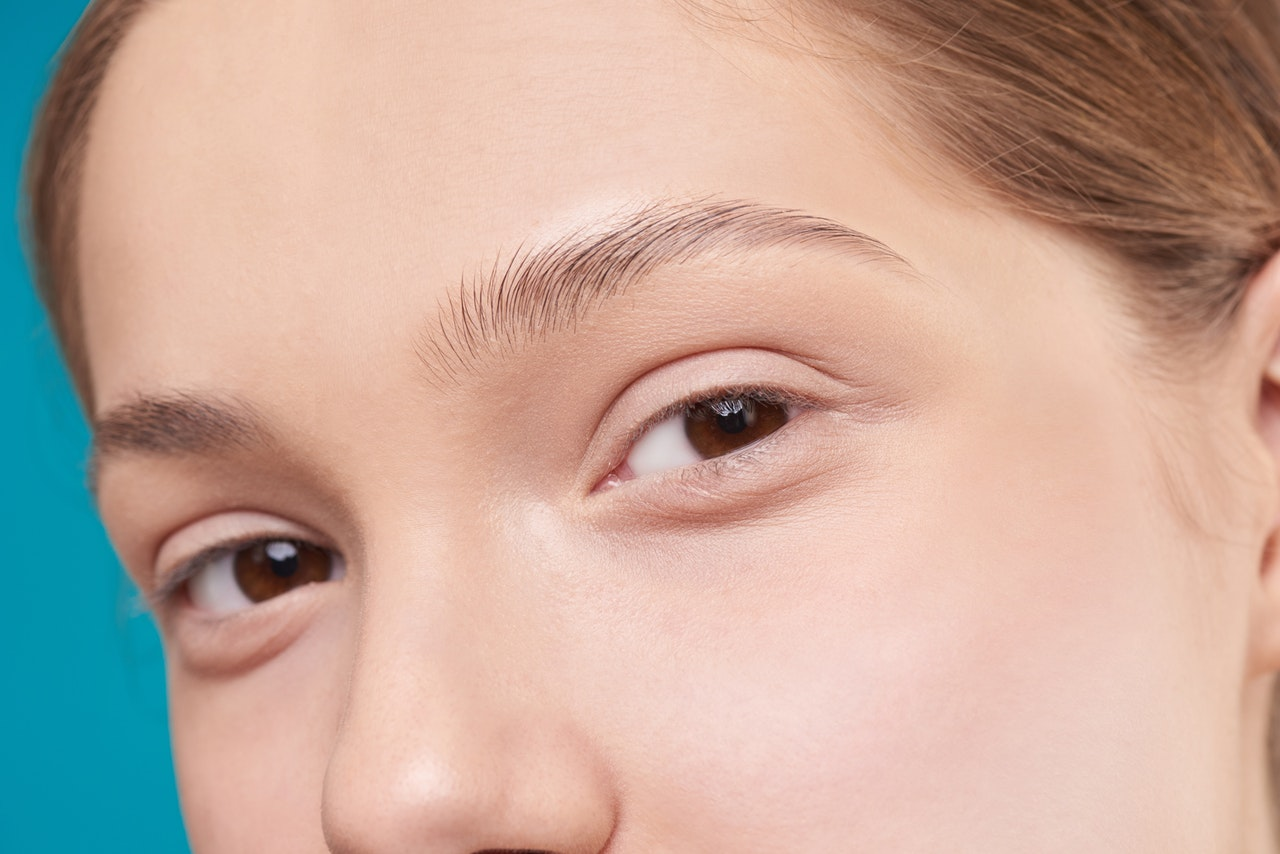 Close Up Photo Of A Woman S Eyes 3373714