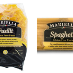 Let's Prepare Italian Gluten Free Pasta