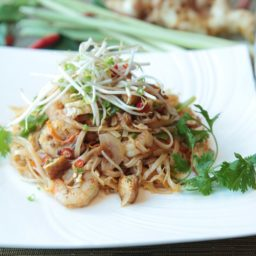 Pad Thai with a Twist